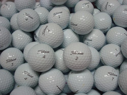 Golballs24 Lot de 30balles de golf Titleist Pro V1etPro V1X de Golf d'occasion Catégorie...