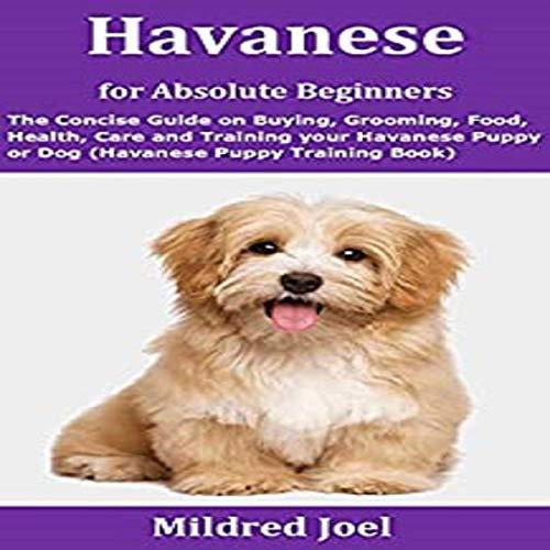 Havanese for Absolute Beginners cover art
