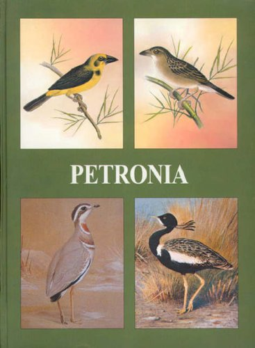 Petronia: Fifty Years of Post-Independence Ornithology in India : A Centenary Dedication to Dr. Salim Ali 1896-1996