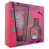 Puma Jam Woman Giftset EDT Spray 20ml und Shower Gel 50ml, 1er Pack (1 x 70 ml)