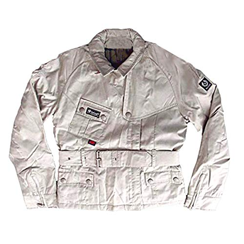 Belstaff Little Trench Blouson Girl Pearl White (128)