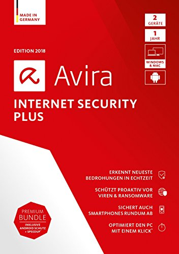 mächtig der welt Avira Internet Security Plus (2018): Zwei serielle Geräte, Windows 7