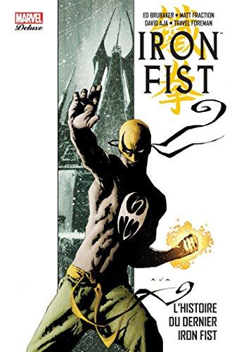 51dd9vfk5ML. SL500  - Iron Fist Saison 1 : KO pour le dernier super-héros Netflix