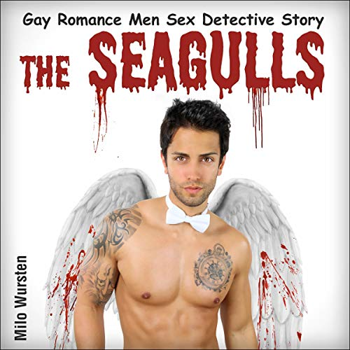 The Seagulls (Gay Romance Men Sex Detective Story) audiobook cover art