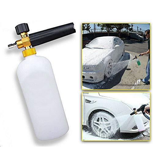 RONSHIN auto-accessoires, drukreiniger sneeuw schuim lans kanon kanon zeep fles auto schuimer wassen Jet Clean
