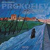 Prokofiev : Sonates pour piano n° 6, 7, 8. Osborne.