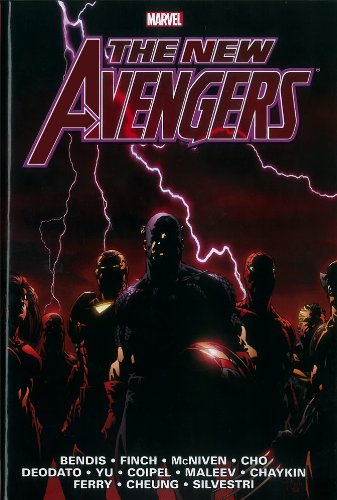 New Avengers Omnibus - Volume 1 (The New Avengers)