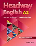 Headway English: A2 Student's Book Pack (DE/AT), with MP3-CD - John Soars