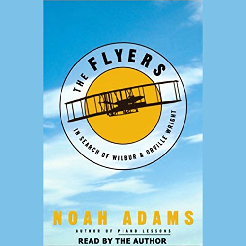 The Flyers audiobook cover art