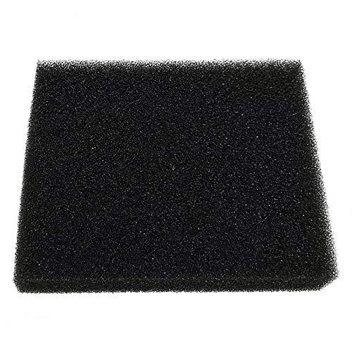 JIH Aquarium Filter Media Sponge Pad Foam (9.5x9.5x1.56 inch)