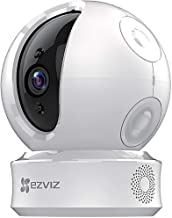 EZVIZ C6C 720p Indoor Pan/Tilt WiFi Security Camera 360° Full Room Coverage Auto Motion Tracking Two-Way Audio Clear Night...