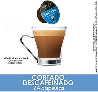 CORTADO DESCAFEINADO   x64 - Aptas máquinas Dolce Gusto