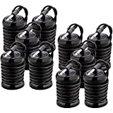 Best Detox Ionic Foot Baths - 10-Pack Arrays Detox Foot Bath Arrays Round Stainless Review