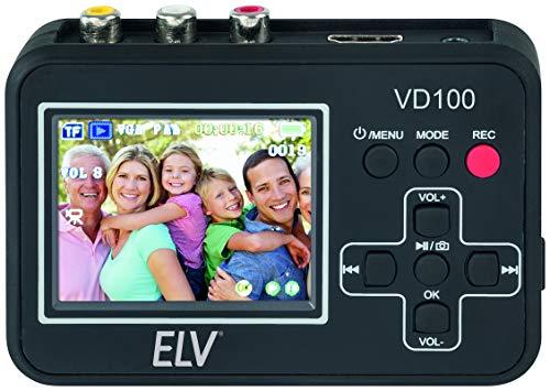 ELV Video-Digitalisierer VD100, mit 6 cm (2,4