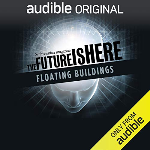 Floating Buildings audiobook cover art