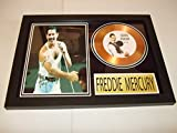 Freddie - Disco de oro con firma de mercurio...