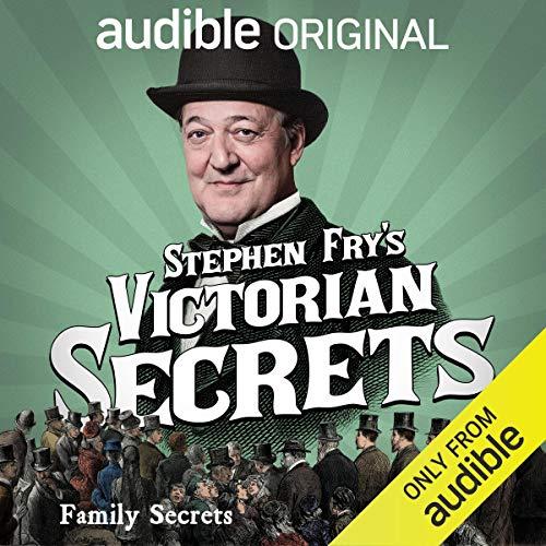 Ep. 1: Family Secrets cover art