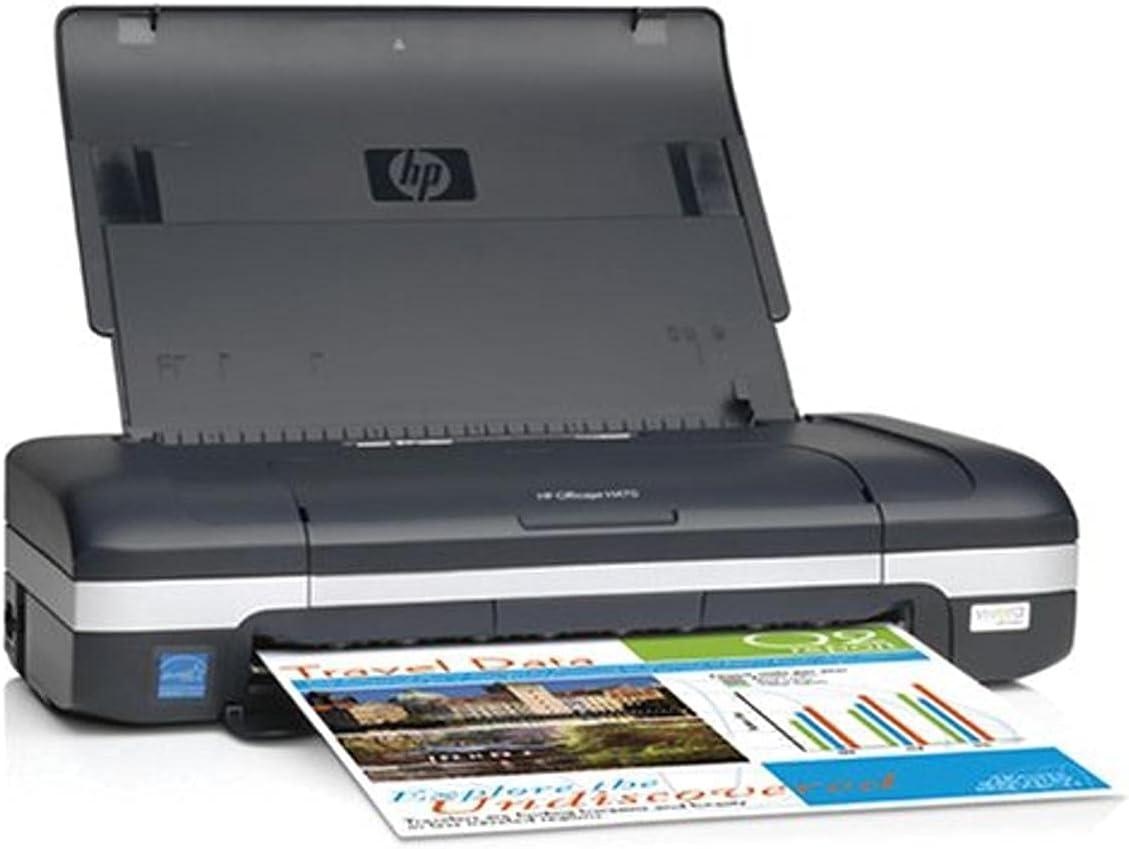 HP OfficeJet H470 Mobile Printer (Renewed)