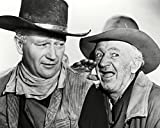 John Wayne & Walter Brennan 8 x 10 * 8x10...
