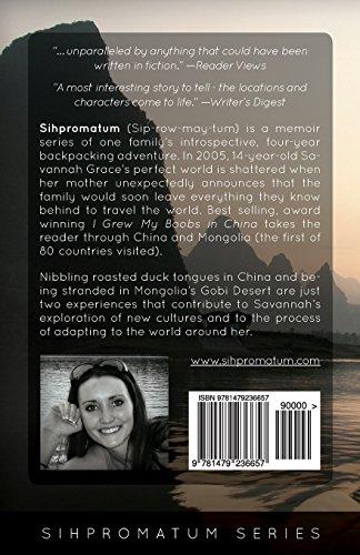 Sihpromatum - I Grew my Boobs in China: Volume 1 [Idioma Inglés]