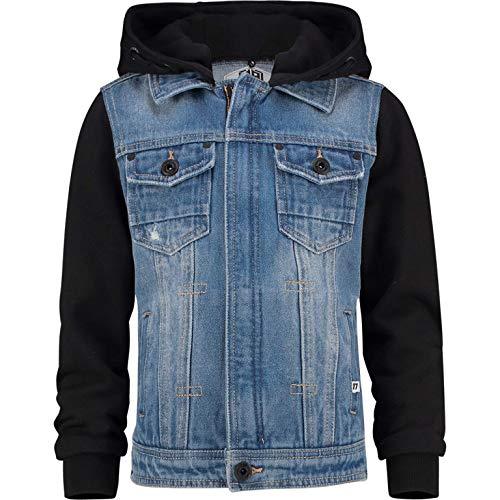 Vingino Jungen Jeansjacke Jacke FIGO Blue Vintage (116)