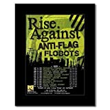 Music Ad World Rise Again UK Tour 2009 Mini-Poster, matt,