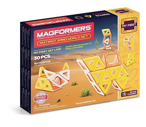 Unbekannt Magformers 702010My First Sand World Set (30)