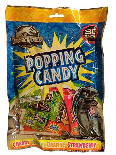 Dinosaurus Knallend Snoep (2 zakken van 30 meegeleverd)