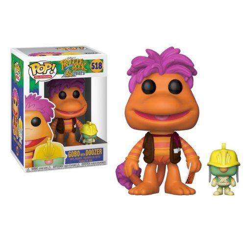 Funko Pop! - Fraggle Rock GOBO w/ Doozer Figura de Vinilo 15041