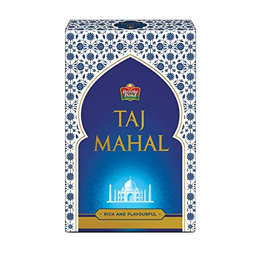 Taj Mahal Tea South, Rich & Flavourful Chai, 500 g