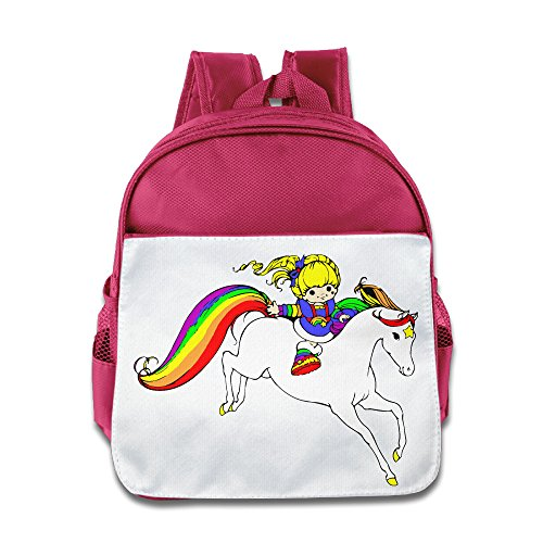 Rainbow Brite Children's Lunch Kit School Bag
