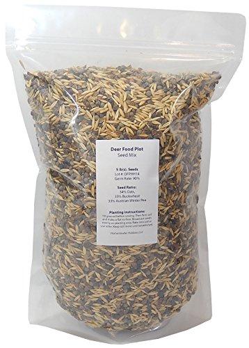 Deer Food Plot Seed Mix, 5 Pounds