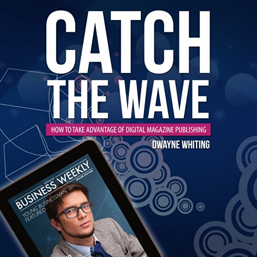 Catch the Wave audiobook cover art