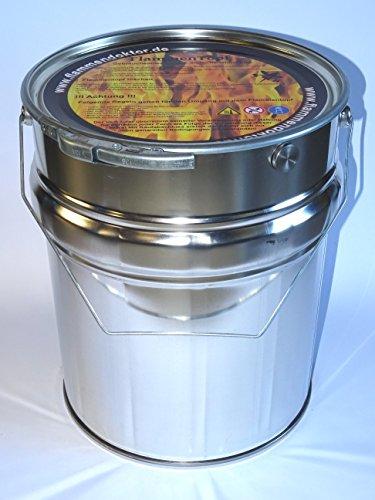 Flammentopf 10 Liter