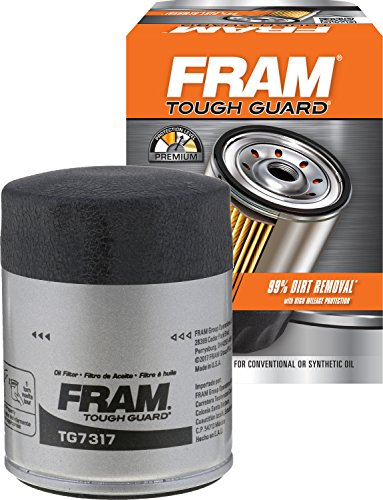 FRAM TG7317 Tough Guard Passenger Car Spin-On Oil Filter