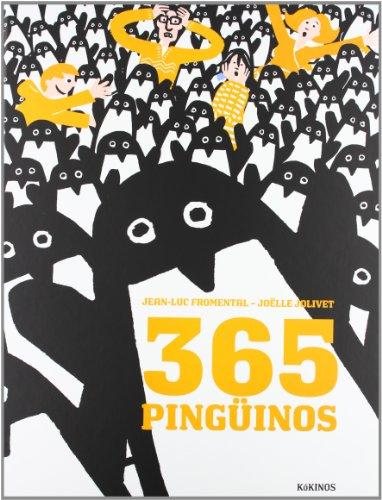 Pack 365 Pingüinos con calendario