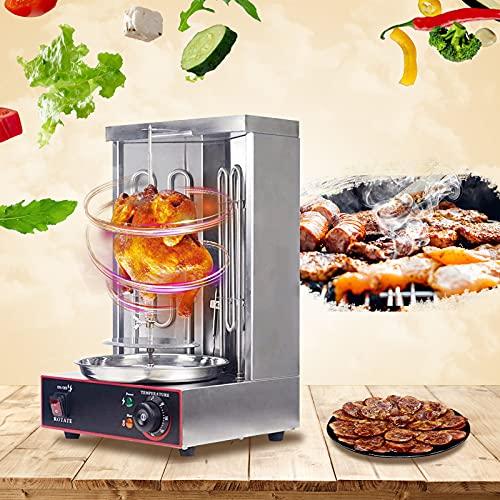 InLoveArts Machine à kebab électrique, Machine verticale électrique de gril de gril de...