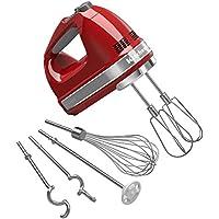 KitchenAid KHM926ER 9-Speed Hand Mixer (Empire Red)