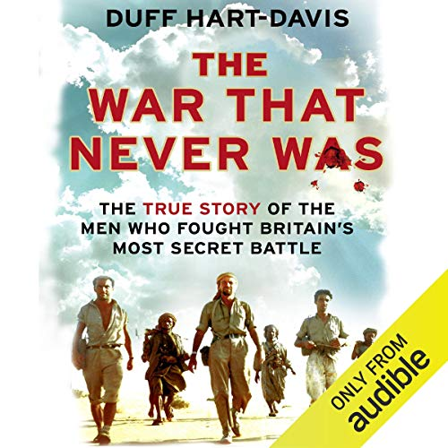 The War that Never Was audiobook cover art