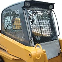 skid loader cab enclosure