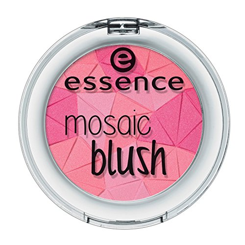 essence - Rouge - mosaic blush 40 - the berry connection