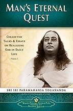 Man's Eternal Quest by Paramahansa Yogananda (2012-06-01)