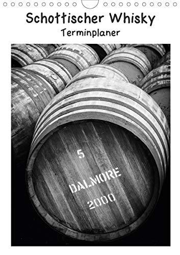 Schottischer Whisky - Terminplaner (Wandkalender 2021 DIN A4 hoch)