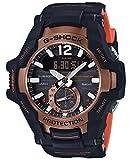 Casio GRB100-1A4 G-Shock Men's Watch Black 53.8mm Resin