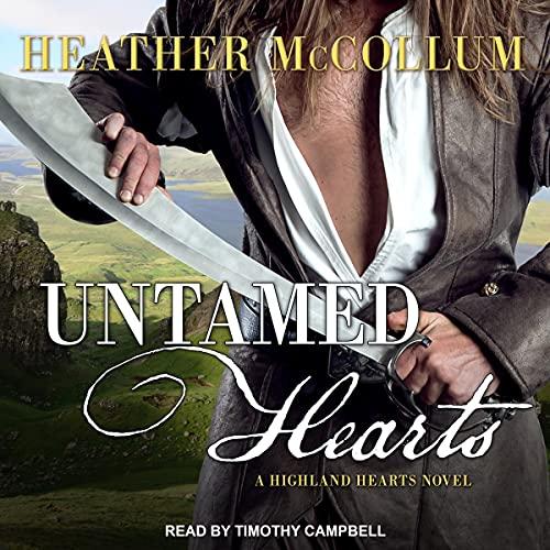 Untamed Hearts cover art