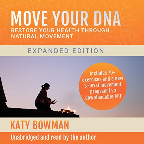 Couverture de Move Your DNA