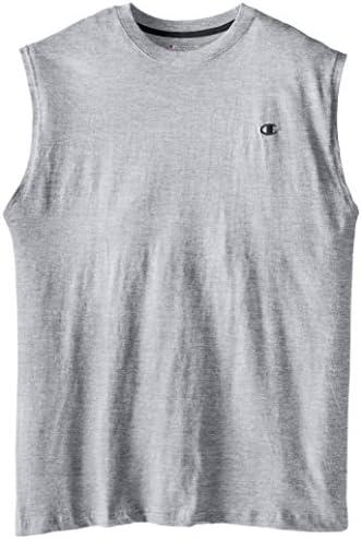 Camiseta Champion Jersey músculo de Sin Manga para Hombre