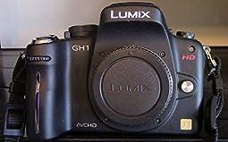 .Panasonic DMC-GH1K 12.1MP Four Thirds Interchangeable Lens Camera & 1080p HD Video (Body). .