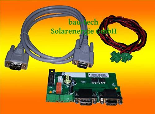 bau-tech Solarenergie Steca Parallelkarte / 3 Phasen Karte für STECA SOLARIX PLI 5000-48