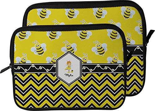 Buzzing Bee Laptop Sleeve/Case - 15' (Personalized)